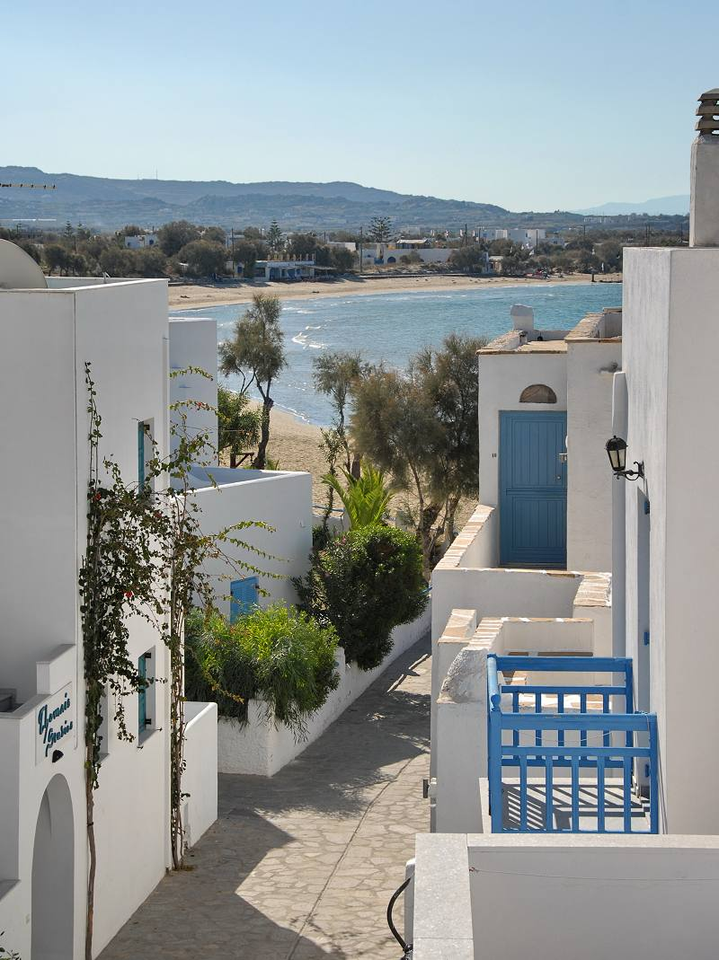 Supreme Spa Suites in Naxos